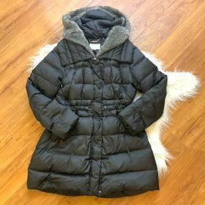Long Puffer Coat Jacket 🌿